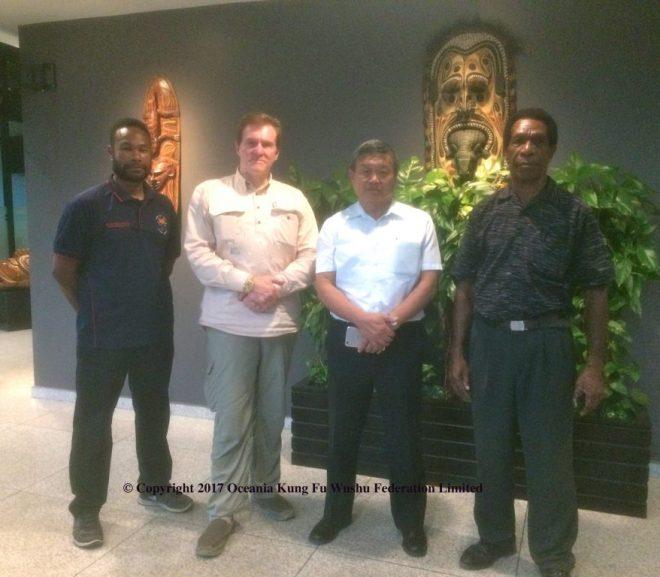 Walt In Papua New Guinea
