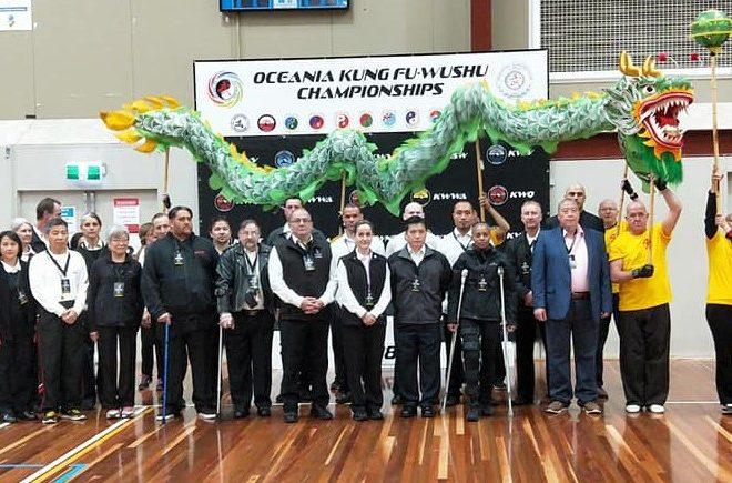 Australia Hosts the 2018 Oceania Kung Fu Wushu Championships