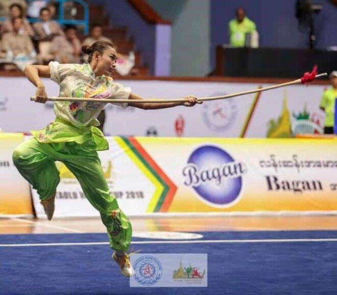 IWUF Wushu Taolu Competition Rules & Judging Methods (Excerpt) 2019