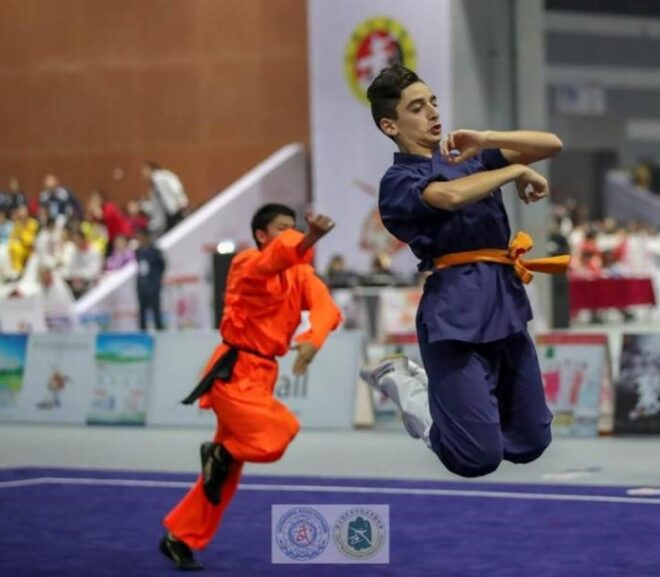 Traditional Wushu Competition Rules and Judging Methods 2019