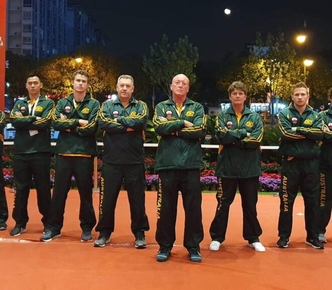 Australian Team Results from World Wushu Championships – Shanghai, China